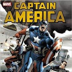 Captain America Vol 1. Ed Brubaker