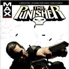 Cómics: MAX PUNISHER VOL 3 HC. Lote 120795419
