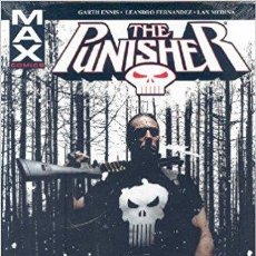 Cómics: MAX PUNISHER VOL 4 HC. Lote 120795819