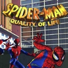 Cómics: SPIDER-MAN: QUALITY OF LIFE. Lote 120796107