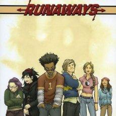 Cómics: RUNAWAYS VOL 1 (HC). Lote 120799171