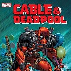 Cómics: CABLE & DEADPOOL VOL. 3: THE HUMAN RACE. Lote 120801723