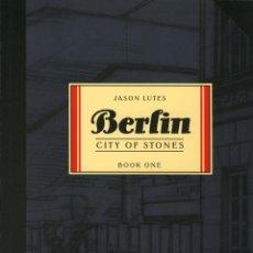 Cómics: BERLIN: CITY OF STONES (JASON LUTES). Lote 120802243