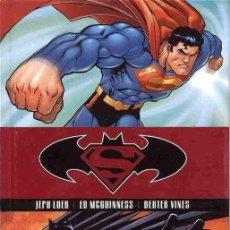 Cómics: SUPERMAN / BATMAN VOL 1 A 3. Lote 120805803