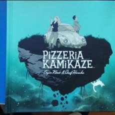 Cómics: PIZZERIA KAMIKAZE (ARCHAIA PRESS, 2018). Lote 121716003