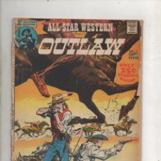 Cómics: ALL STAR WESTERN PRESENTS OUTLAWNº 7 DC COMICS 1971 USA.DA. Lote 121976991