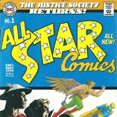 Cómics: ALL STAR COMICS (DC COMICS) VOL.2 Nº1. Lote 120451747