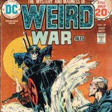 Cómics: WEIRD WAR TALES,NÚMERO 27.ORIGINAL.DC.. Lote 122314179