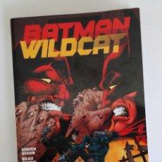 Cómics: OCASION NAVIDAD: BATMAN WILDCAT, 2 MINISERIES + EPISODIOS CLÁSICOS. CON CATWOMAN. ORIGINAL USA. Lote 123320347