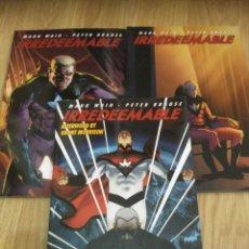 Cómics: IRREDEEMABLE - PACK TPB USA 1-3 - MARK WAID. Lote 124442911