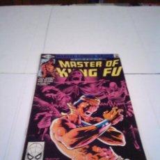 Cómics: MASTER OF KUNG FU 101 - THE HANDS OF SHANG-CHI - ORIGINAL USA - BUEN ESTADO - GORBAUD. Lote 124551143