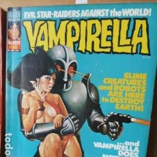 Cómics: VAMPIRELLA N.. Lote 124558355