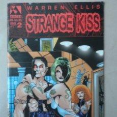 Cómics: STRANGE KISS (1999) Nº 2 (DE 3) - POSIBLE ENVÍO GRATIS - AVATAR COMICS - WARREN ELLIS. Lote 124586903