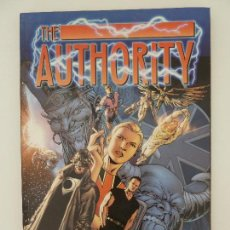 Cómics: THE AUTHORITY. RELENTLESS. BOOK ONE. Lote 124593503