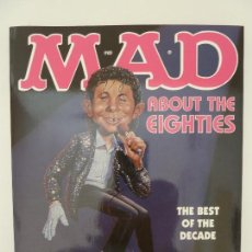 Cómics: MAD ABOUT THE EIGHTIES.. Lote 124653279