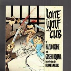Cómics: LONE WOLF AND CUB 1 - FIRST 1987 NM PRESTIGE. Lote 125369571