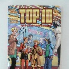 Cómics: TOP 10. BOOK ONE. ALAN MOORE. Lote 125887763