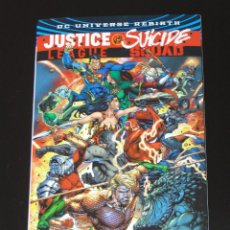 Cómics: JUSTICE LEAGUE VS. SUICIDE SQUAD TPB. Lote 126148207