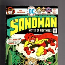 Cómics: SANDMAN 4 - DC 1975 VG / JACK KIRBY. Lote 126160527
