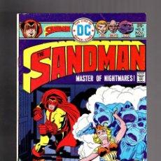 Cómics: SANDMAN 5 - DC 1975 FN- / JACK KIRBY. Lote 126160619