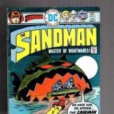 Cómics: SANDMAN 6 - DC 1975 FN- / JACK KIRBY. Lote 126160715