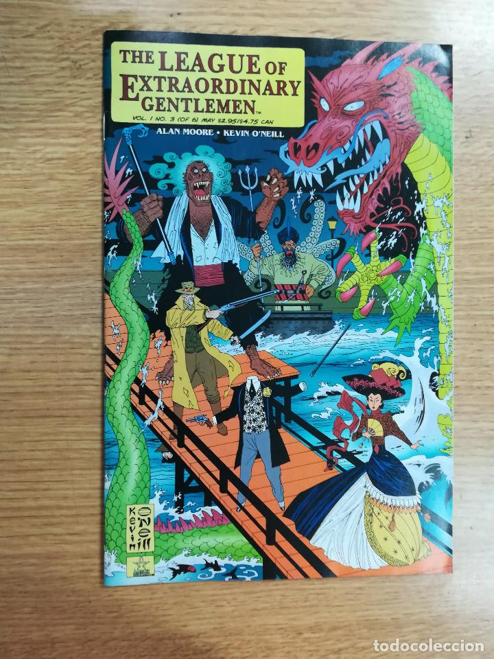 THE LEAGUE OF EXTRAORDNARY GENTLEMEN VOL 1 #3 (1999) (Tebeos y Comics - Comics Lengua Extranjera - Comics USA)