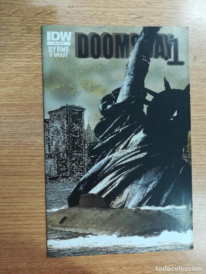 Cómics: DOOMSDAY .1 (2013) #3 - Foto 1 - 126584075