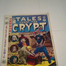 Cómics: TALES FROM OF THE CRYPT - NUMERO 1 - EDICION GIGANTE USA - GORBAUD. Lote 126751895
