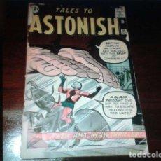 Cómics: COMIC - TALES TO ATONISH 36 ORIGINAL U.S.A. - SEGUNDA APARICIÓN DEL HOMBRE HORMIGA ANT MAN. Lote 126841451