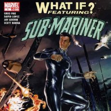 Cómics: US MARVEL: WHAT IF? SPECIAL. SUBMARINER #1. NAMOR. INEDITO EN ESPAÑA.. Lote 126891003