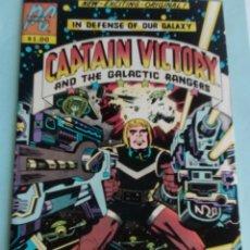 Cómics: CAPTAIN VICTORY COLECCION COMPLETA N-1 AL 13 USA AÑO 1981 JACK KIRBY. Lote 126995803