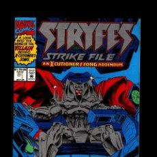 Cómics: X-MEN STRYFE'S STRIKE FILE 1 - MARVEL 1993 VFN/NM. Lote 127311807