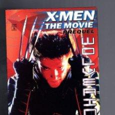 Cómics: X-MEN THE MOVIE PREQUEL WOLVERINE PHOTO COVER - MARVEL 2000 VFN/NM PRESTIGE. Lote 127314107