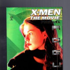 Cómics: X-MEN THE MOVIE PREQUEL ROGUE PHOTO COVER - MARVEL 2000 VFN/NM PRESTIGE. Lote 127314555