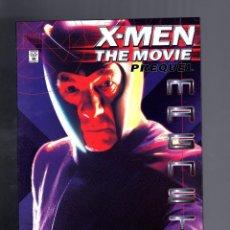 Cómics: X-MEN THE MOVIE PREQUEL MAGNETO PHOTO COVER - MARVEL 2000 VFN/NM PRESTIGE. Lote 127314595