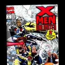 Cómics: X-MEN UNLIMITED 1 - MARVEL 1993 VFN/NM. Lote 127316531