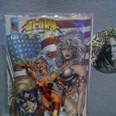 Cómics: COMIC GLORY Nº 7 * IMAGE - USA *. Lote 128058907