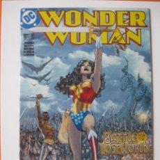 Cómics: WONDER WOMAN 181. Lote 128425871