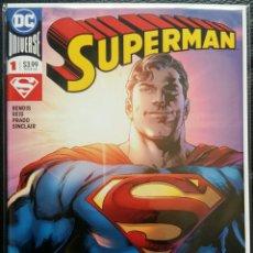 Cómics: SUPERMAN #1 (2018) DC COMICS. ORIGINAL AMERICANO EN INGLÉS. Lote 157838300
