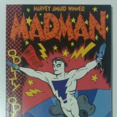 Cómics: MADMAN COSMIC ODISSEY TOMO EN INGLES USA. Lote 128479986
