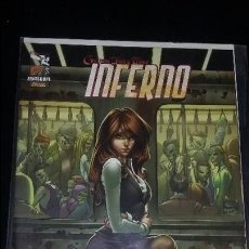 Cómics: INFERNO #1 GRIMM FAIRY TALES ZENOSCOPE VF TO NM. Lote 128685827