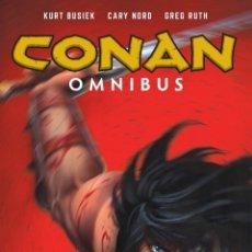 Cómics: CONAN OMNIBUS. BIRTH OF THE LEGEND 472 PAGINAS. NUEVO SIN LEER. Lote 171243234