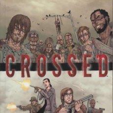 Cómics: CROSSED TPB # 1 (AVATAR PRESS,2013) - GARTH ENNINS - JACEN BURROWS - 4TH PRINTING. Lote 129360715
