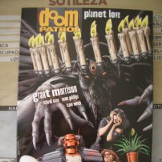 Cómics: DOOM PATROL TPB PLANET LOVE (DC VERTIGO, 2008). Lote 129409911