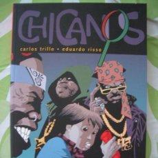 Cómics: CHICANOS TPB #2 (IDW). Lote 129577119