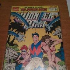 Cómics: WONDER MAN ANNUAL (1992) MARVEL / COMIC USA EN INGLÉS. Lote 129670207