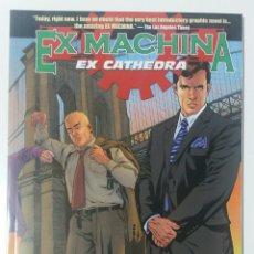 Cómics: EX MACHINA TPB N°7 EX CATHEDRA USA. Lote 130201288