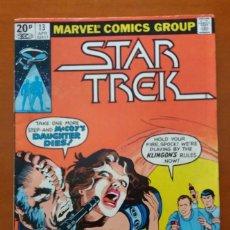 Cómics: F-668- COMIC MARVEL EDICIÓN PARA INGLATERRA STAR TREK Nº 13. 1981. EN INGLÉS.. Lote 130207307