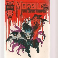Comics : MORBIUS. THE LIVING VAMPIRE. Nº 17. COMIC ORIGINAL USA. MARVEL. (ST/C81). Lote 130241258
