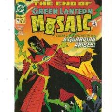 Cómics: GREEN LANTERN MOSAIC. Nº 18. COMIC ORIGINAL USA. DC. (ST/C81). Lote 130262406
